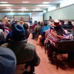 Espinar: Destinaran presupuesto del Convenio Marco para afectados en salud por la minería