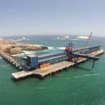MTC: Reanudan construcción de nueva recepción de camiones mineros en puerto Matarani