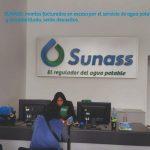 Sunass: Montos facturados en exceso por consumo de agua serán devueltos