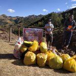 Arzobispado del Cusco entregó víveres a 937 familias donaciones