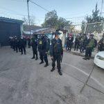 Provocan incendio para fugar del Centro de Rehabilitación de Marcavalle en Cusco