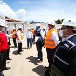 Especialistas franceses llegaron a Cusco para culminar el hospital Antonio Lorena