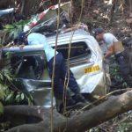 La Convención: Seis muertos en accidente en Santa Teresa
