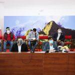 """Autoridades del Cusco: «no más obstáculos contra el Aeropuerto Internacional de Chinchero"""""""