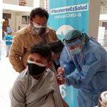 EsSalud vacunó contra el Covid-19 a 7.681 menores de 12 a 17 años en Cusco